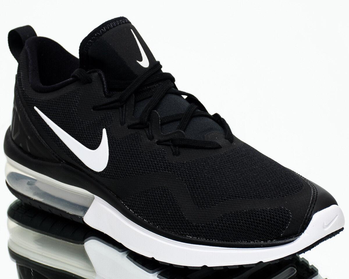 Nike air max fury gli uomini bianchi e aa5739-001 neri delle scarpe nere aa5739-001 e b9930a