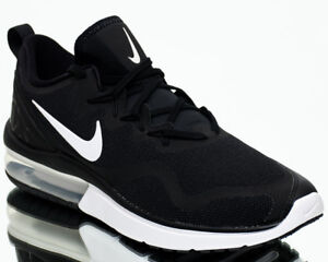 huge discount 8a084 83d3e Image is loading Nike-Air-Max-Fury-Men-Black-White-Black-