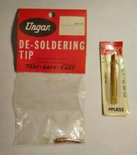 Nos Tips For Ungar Soldering Iron 4045 Pl833 Amp 862