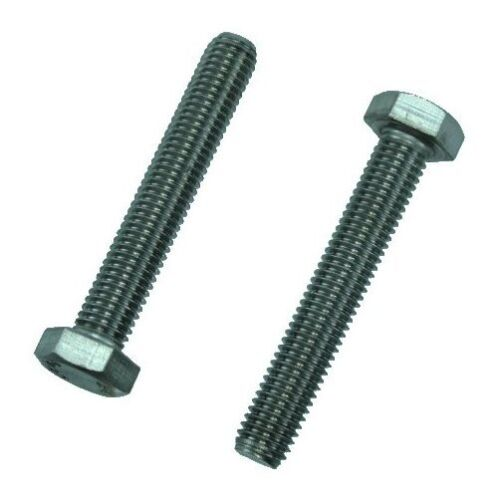Knurled Thumb Screws Black Stainless Steel M6 Hand Grip Bolts Carbolts Manufactu