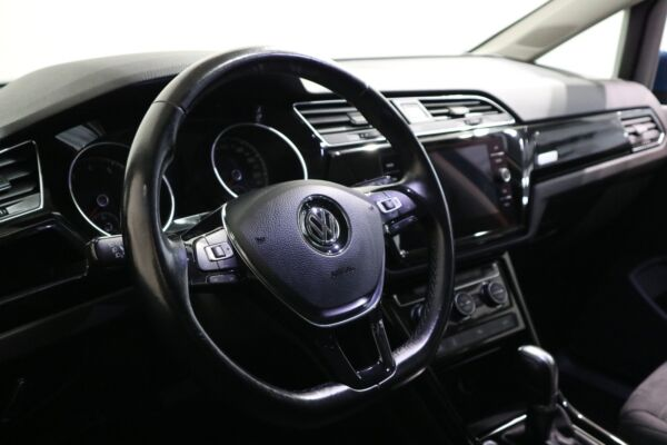 VW Touran 1,4 TSi 150 Highline DSG 7prs - billede 3