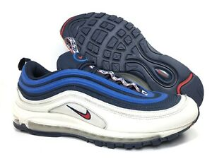 b59c6f05f7 Nike Air Max 97 SE Obsidian University Red Sail AQ4126-400 Size 13 ...