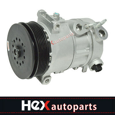 Fit for Chrysler 200 Sebring 2007-2010 A//C Air Conditioner Compressor w//Clutch