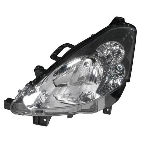 Fits Peugeot Replacement 20-E732-05-2B Left Passenger Side NS Headlamp Halogen