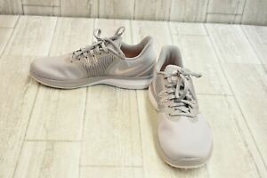 df5b77cbe3e8 Nike In-Season TR 8 Athletic Shoes - Women s Size 8 - Grey Pale Pink ...
