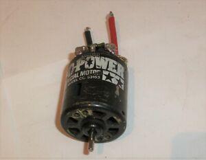 Vintage-Tamiya-Acto-1-10-RC-coche-motor-53153-Power