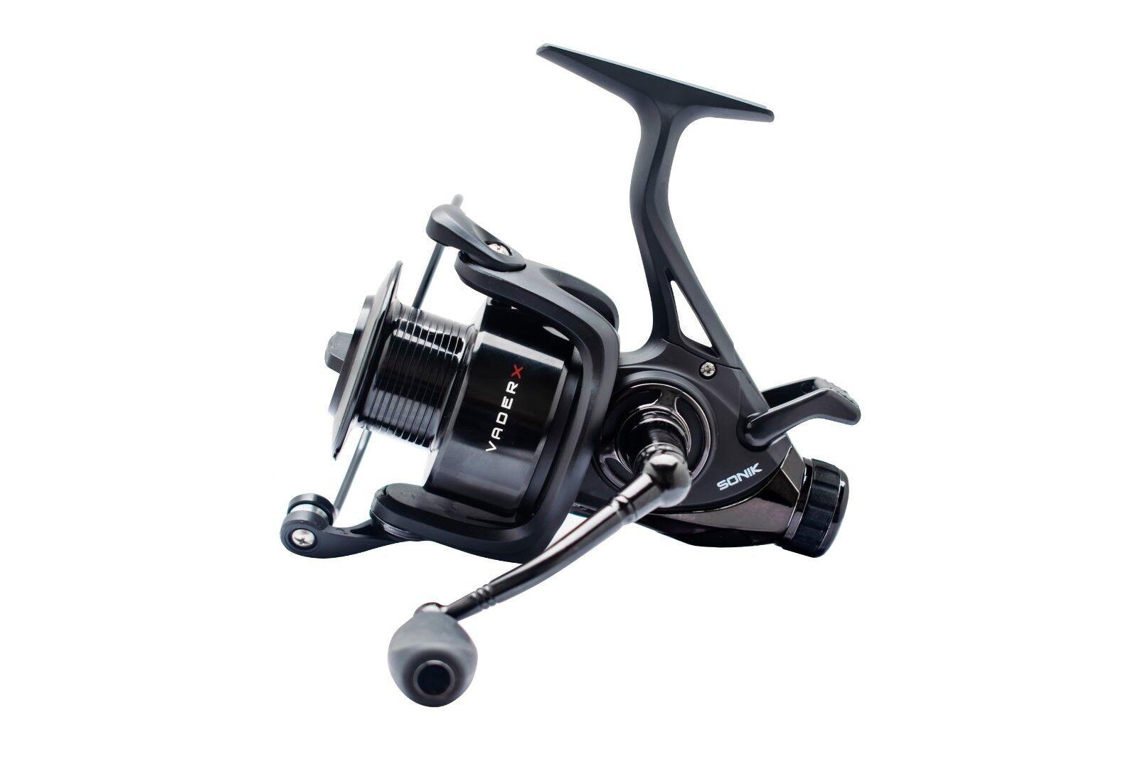 Sonik 2x Vader X FS Reel Both Both Both Models NEW Freespool Fishing Reel b50f12