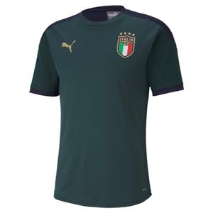 MAGLIA DA CALCIO DA ADULTO PUMA FIGC ITALIA TRAINING TEE 2020 allenamento