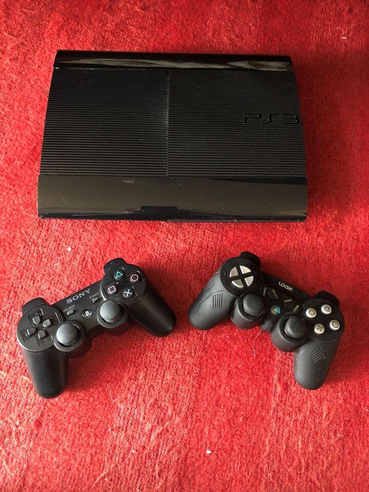 Playstation 3, God