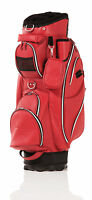 Jucad Bag Style - Neu - Rot - Nylon/lederoptik