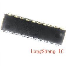 5 pcs 74HC373N CMOS  DIP20 replace 74LS373