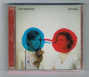 DIRTY-PROJECTORS-BITTE-ORCA-2-CD-SET-20-TITRES-2010-TRES-BON-ETAT