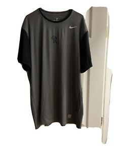 Nike New York Yankees Pro Dri-Fit Training  Shirt Size Men's 3XL