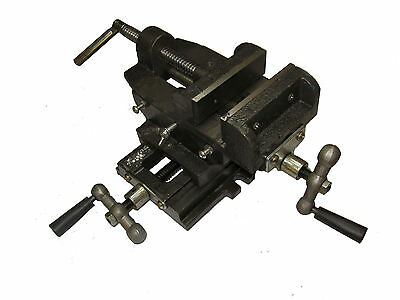 """RDGTOOLS ECONOMY 2 WAY COMPOUND MACHINE VICE 6"""" (150MM) ENGINEERING TOOLS VICES"""