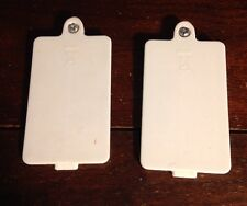2 Battery Covers For Disney Toy Story Buzz Lightyear Jet Pack Retractable Wings