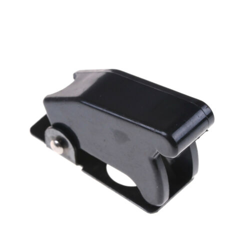 Black Toggle Switch Safety Cover Waterproof Safety Flip Cap FG