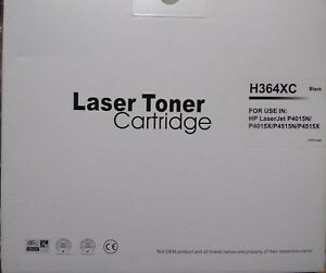 §- cartouche toner laser toner cartridge compatible  HP LASERJET H364XC - NOIR