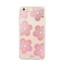 Sonix Clear Coat Penelope Flower Design Clear Back Case iPhone 6/6s Plus CR