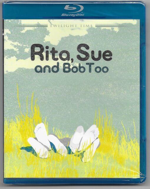 Rita, Sue and Bob Too Twilight Time Blu-Ray Ltd Ed New All Regions Free Reg Post