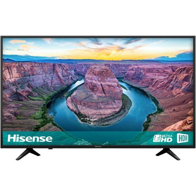 Hisense H65AE6100UK 65 Inch TV Smart 4K Ultra HD LED Freeview HD 3 HDMI WiFi
