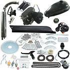 Universal Black 50CC 2 Stroke Gas Engine Motor Kit DIY Motorized Bicycle Bike