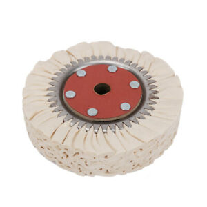 8-Inch-200mm-Cotton-Airway-Buffing-Wheel-for-Polishing-Grinding-Tool-4-5-034-Bore
