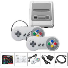Classic Mini SFC Game Console Built-in 621 Games for Super NES HDMI SNES Kids