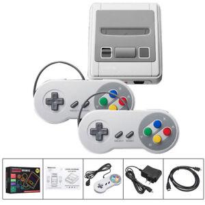 Classic Mini SFC Game Console Built-in 621 Games for Super NES HDMI SNES Kids