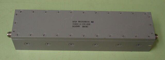 Spectrum Fsy Microwave 1842 5 Mhz Rf