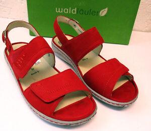 Waldlaeufer Sandale rot Geschäft Vermarktbare Online Verkauf Breite Palette Von Authentisch Günstig Online h8QZvCqkf