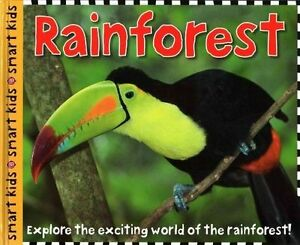 Rainforest-Smart-Kids-Roger-Priddy-Used-Good-Book