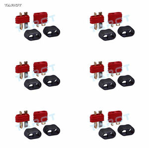 6-PAIRS-tarot-High-quality-Amass-T-shape-Connector-Plug-male-amp-female-TL2926