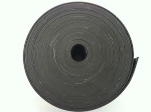INSERTION RUBBER STRIPS 4.5MM THICK X 300MM WIDE X 1 METRE