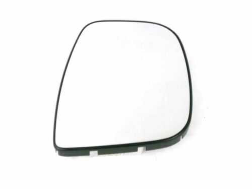 Right Hand Convex Wing Mirror Glass Replacement for Citroen Berlingo 12-18