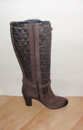 Womens Limey New Heeled Winter Knee Clarks Boots Length Brown Dessert 4Ew5pqw
