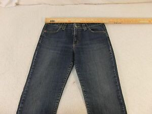 0af6c145 Women's Levi's Nouveau Low Boot Cut 525 Cotton Spandex Blend Blue ...