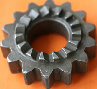 Pn 33433-59 Original Harley 14 Tooth Kick Gear Vintage Knucklehead 392
