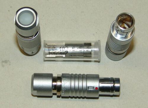 Pince de serrage complet Fischer Câble Connecteur s103a051 avec 2 contacts M