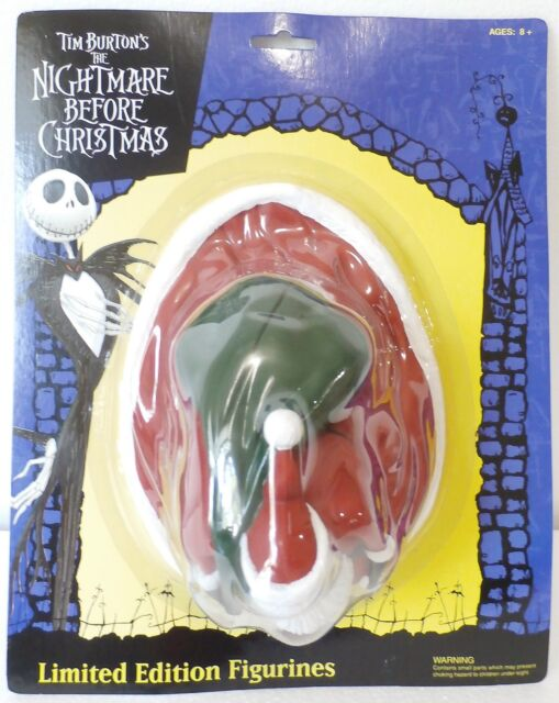 Nightmare Before Christmas Santa Claus Limited Edition (Neca, 2002) New on Card