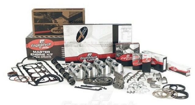 1977-1982 Ford 400 6.6L OHV V8 Engine Rebuild Overhaul Kit FITS
