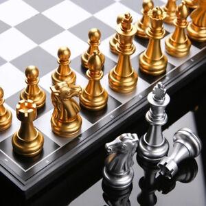 Magnetic Travel game Chess Set Wegiel European Professional Tournament Chess Set