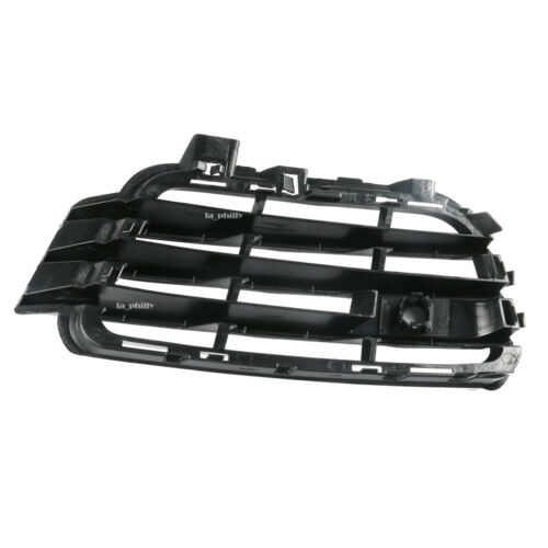 Front Right Bumper Outer Lower Grille Cover For 2011-2014 VW Touareg