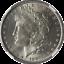 1889-P-Morgan-Silver-Dollar-NGC-MS63-Nice-Strike-STOCK thumbnail 1