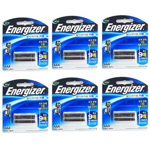 Energizer L92BP2 Single Use Batteries AAA ULTIMATE LITHIUM Battery 12 Pack