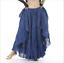 16 Meters 720 Full Swing Skirt Linen Full Circle Long Skirt Belly Dance Costumes