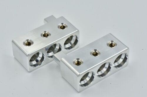 Jims Machineworx triple Inputs horizontal 1//0 To 1//0