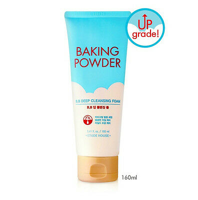 *ETUDE HOUSE* Baking Powder BB Deep Cleansing Foam Upgrade 160ml
