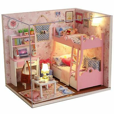 Free Shipping LOL SURPRISE DOLL HOUSE Miniature Furniture