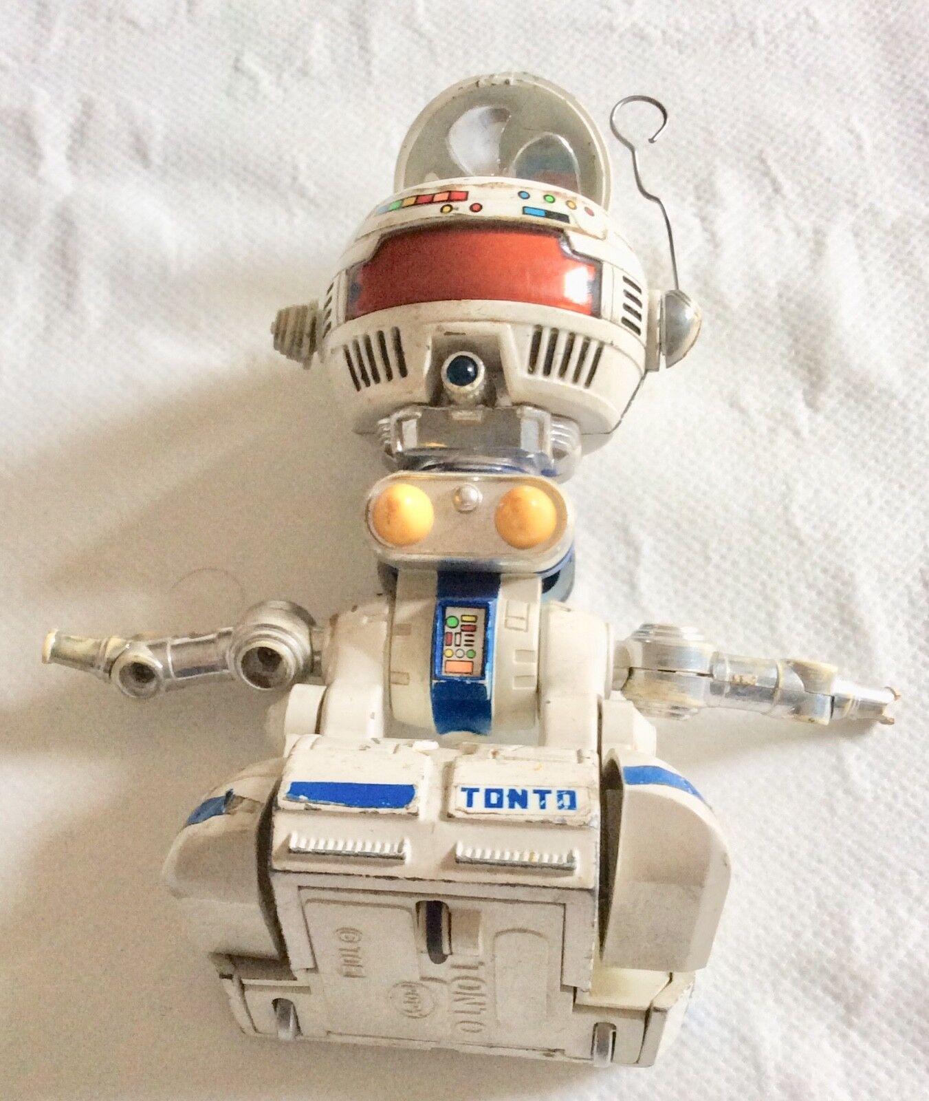 San Ku Kai Sidero Tonto Popy Toei Bandai Chogokin Singapore 1979 raro robot