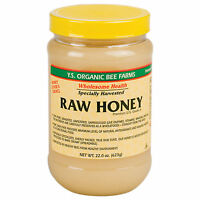 Ys Royal Jelly/honey Bee Raw Honey - 22 Oz Honey on sale
